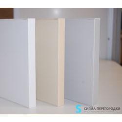 Алюминиевые профили для сантехнических перегородок